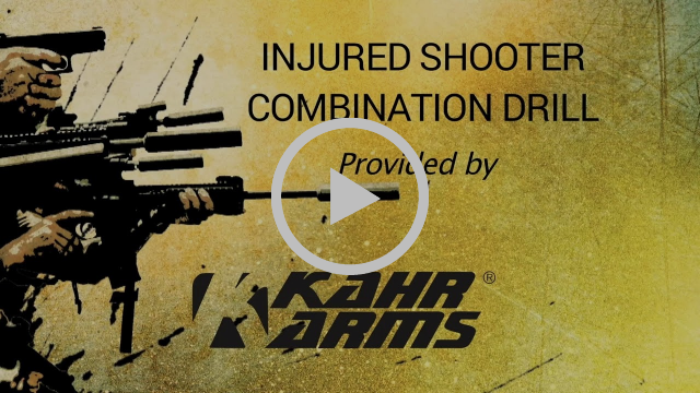 Trigger Time TV |  Injured Shooter Combination Drill