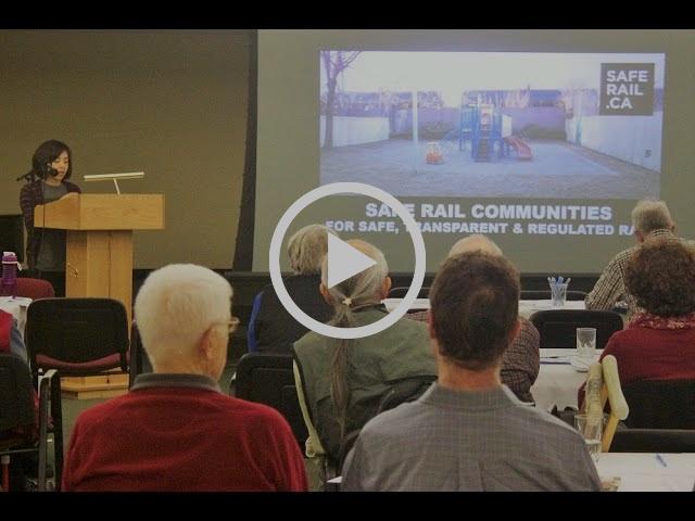 Community Workshop Rail Safety and Emergency Preparedness Part 1