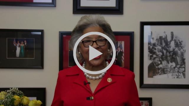 Congresswoman Joyce Beatty Endorses MY Project USA