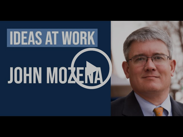The Center for the Study of Liberty hosted John C. Mozena, president and founder of the Center for Economic Accountability, for an online interview and discussion about economic development in July 2019. Here, he tells you what YOU can do to bring about transparency in your community.
