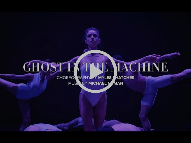 "Myles Thatcher's ""Ghost in the Machine"" with music by Michael Nyman"