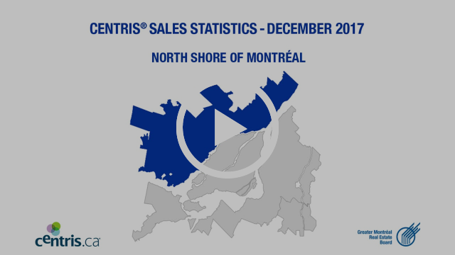Centris® Residential Sales Statistics – December 2017