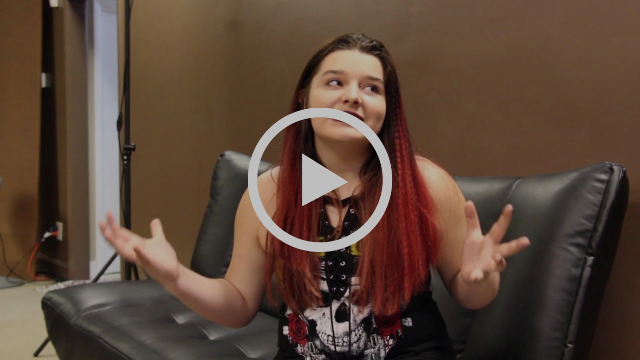 Meet Caroline Reilly, Music Authority Rise's Vocalist and Guitarist
