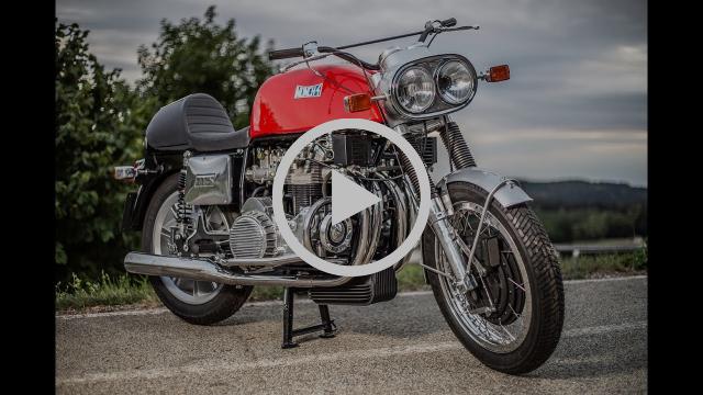 Leckerbissen für Motorrad-Oldie-Freunde