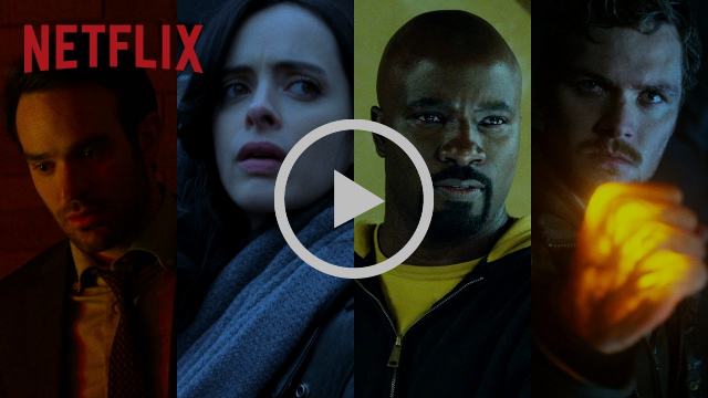 Marvel - The Defenders | Tráiler oficial | Netflix [HD]