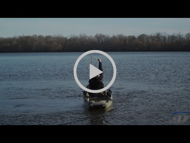 """World Champion"" Kayak Skeet Shooter: GunDealio Bonus"