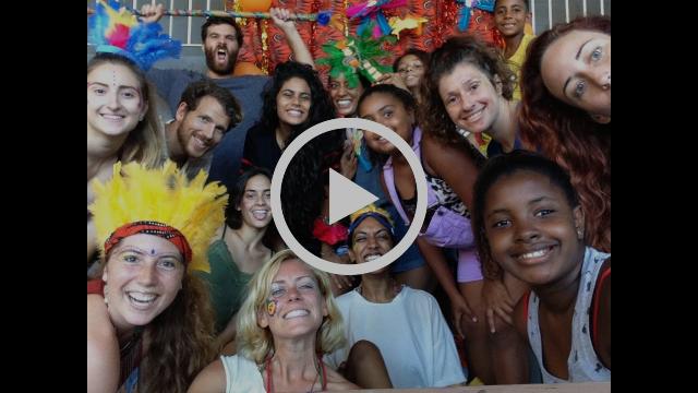 EduMais's Volunteers run Rio's half marathon