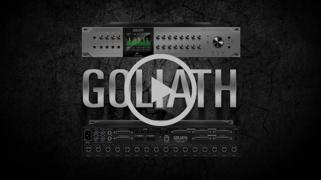 Getting Started with Goliath | Antelope Audio