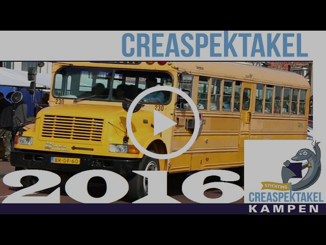 Creaspektakel 2016