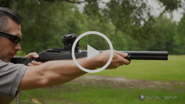 Integrally Supressed Barrel for Ruger's 10/22 Takedown: Guns & Gear| S9 E8