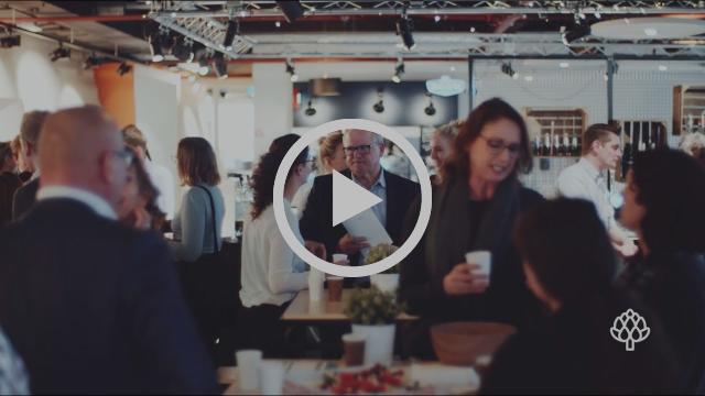 Rotterdam Food Cluster event 'Rotterdam zoekt food startups'