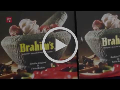220716_STAR TV  I  Brahim's 30TH Anniversary Celebration_Recipe Book Launch_Hari Raya Open House