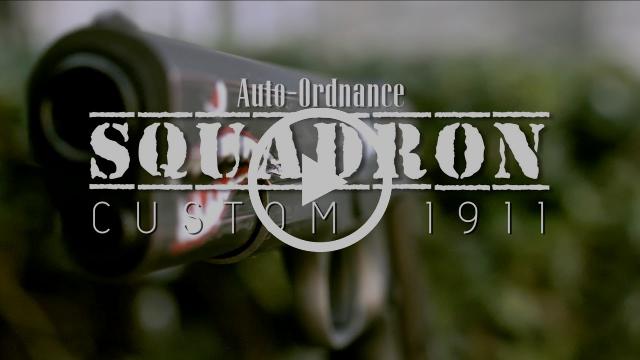 Auto-Ordnance Squadron Custom 1911