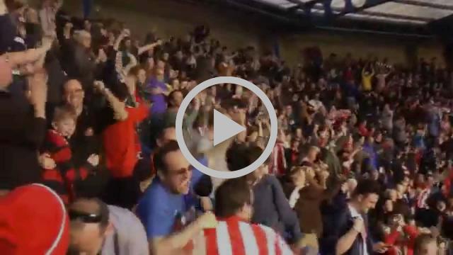 Chelsea 1-2 Sunderland, 4-19-2014, last two minutes