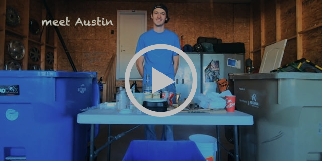 Recycling Education with Austin