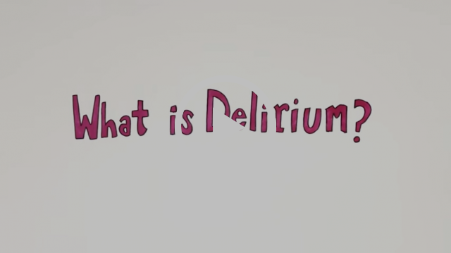 Delirium Awareness Video (#icanpreventdelirium)   CreativeConnection