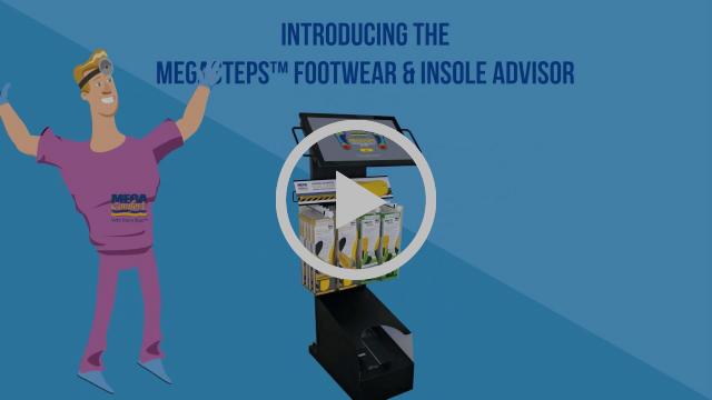 MEGASteps Footwear & Insole Advisor