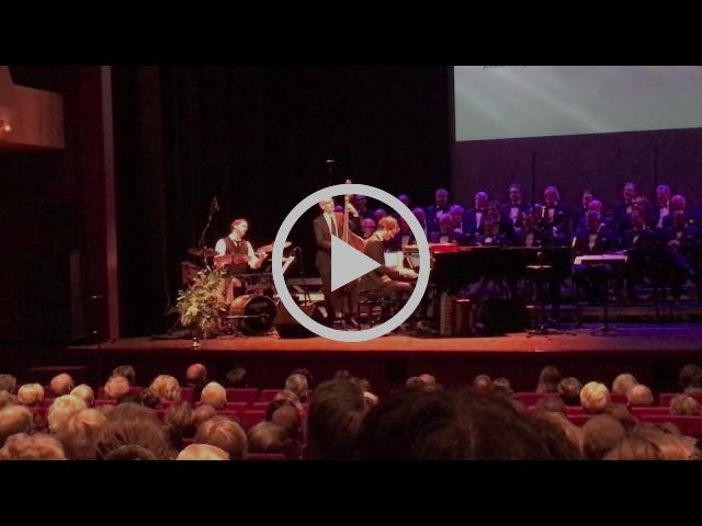 Jan Willem van Delft Trio - What a friend we have in Jesus (live)