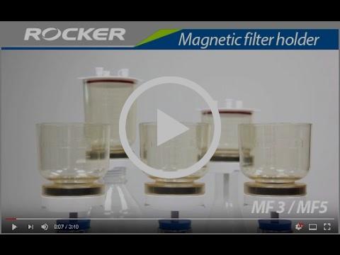 MF 磁式过滤漏斗影片线上看