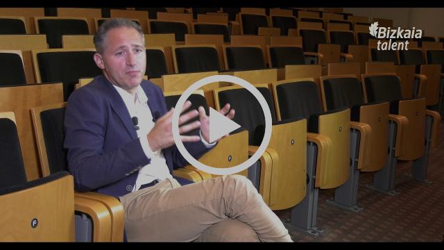Interview of the Managing Director of Bizkaia Talent, Ivan Jimenez Aira (ENG) || 4K
