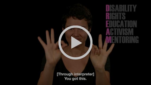 DisabilityRightsEducationActivismMentoring