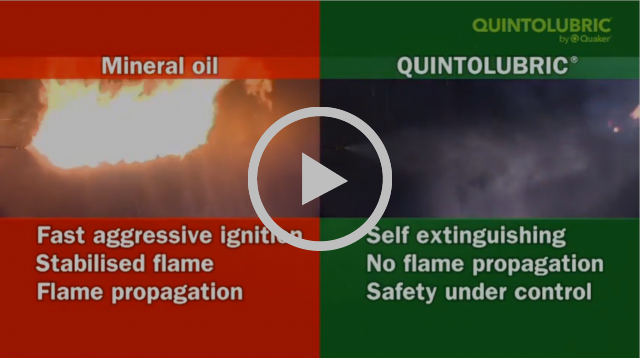 Fire-resistant Hydraulic Fluid Test Compilation