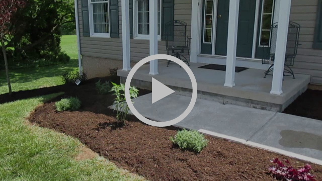 Landscape Design Project Hagerstown MD Washington County MD