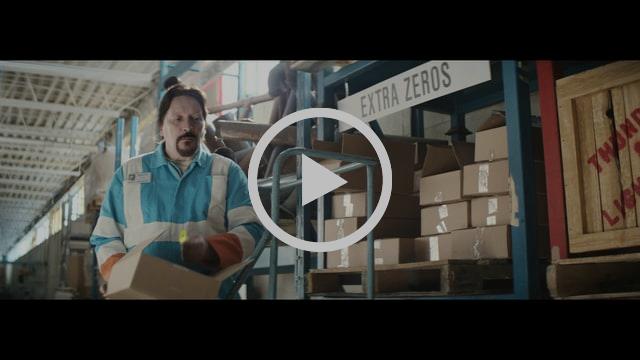 Warehouse of the Unexpected: Extra Zero