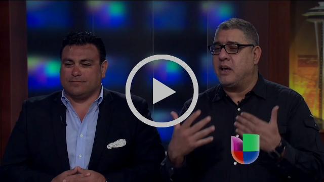 José Iñiguez & Fernando Luna interview on Univision