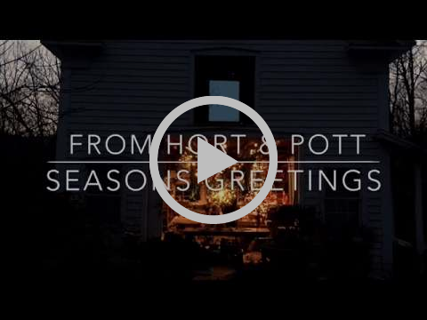 HORT & POTT Seasons Greetings