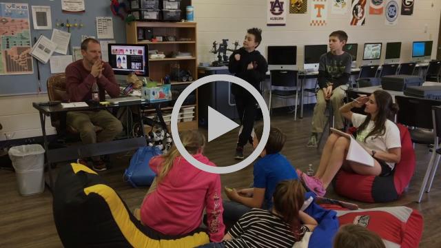 Walker County Profile - Gilbert Elementary: Full STEM Ahead