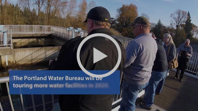 Video of Wilsonville Water Treatment PlantTour