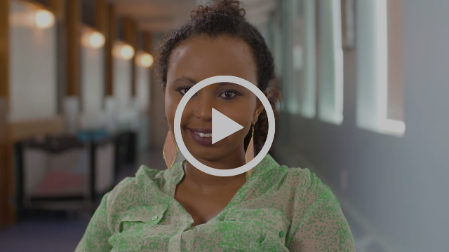 Claire's Campaign - Meet Feduma