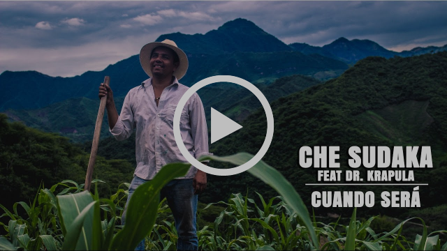 """Che Sudaka feat. Dr  Krapula - """"Cuando Sera"""" - Videoclip Oficial"""