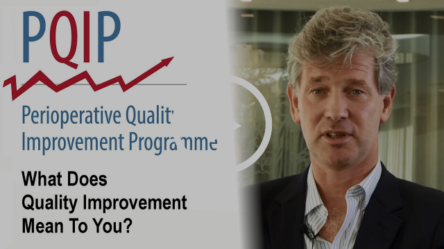 PQIP: What does Quality Improvement mean to you?
