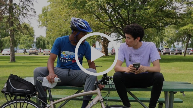Ithaca's Bike Boulevards PREVIEW - Street's Alive! Film Festival 2018