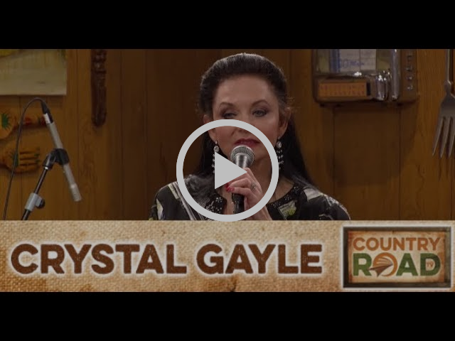 Crystal Gayle: Please Help Me I'm Falling (Larry's Country Diner)