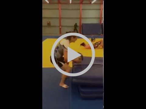 Circuit training- Tremblay (CAN) Judo