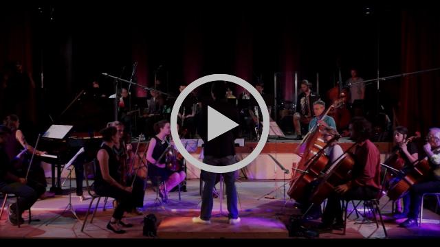 Kévin Lam - KIND OF A PRODIGAL SON - Suite pour orchestre symphonique et improvisateurs
