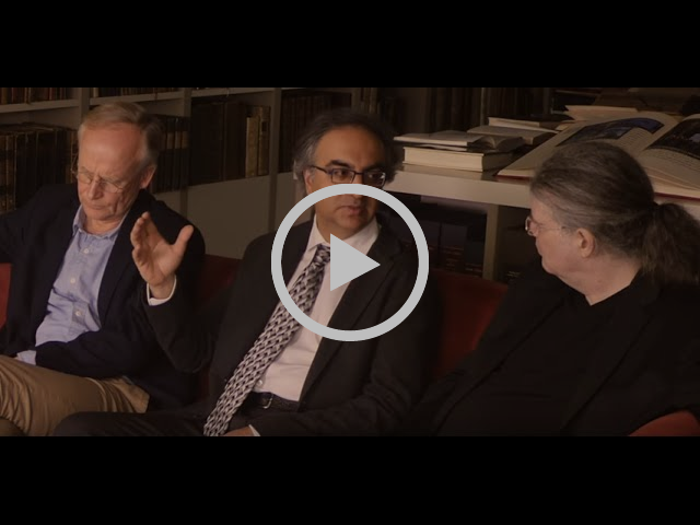 Infinite Fire Interview - Sonu Shamdasani, Peter Forshaw & Hans van den Hooff on Jung & Alchemy