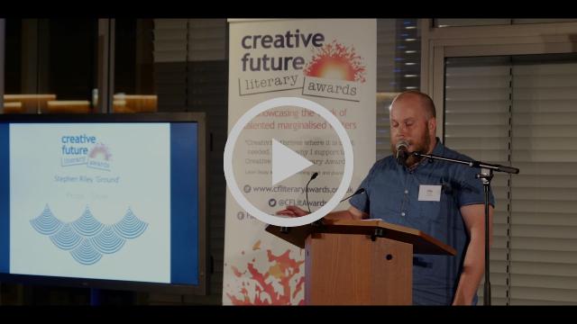 2016 Creative Future Literary Awards - 'Ground', by Stephen Riley