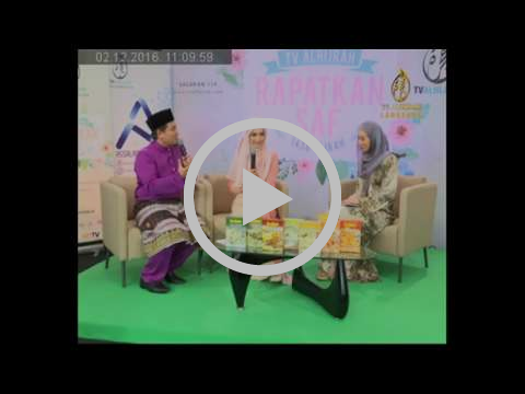 02122016_TV ALHIJRAH_ASSALAMMUALAIKUM LIVE TALK SHOW BRAHIMS