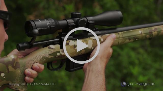 Howa Rifles - Out of the Box Accuracy: Guns & Gear  S9 E3