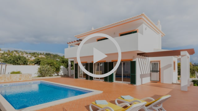 Detached 4 Bedroom Villa For Sale, Lagos Algarve