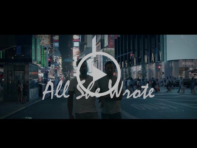 All She Wrote teaser trailer/Нокаут или Всичко, което тя написа тийзър трейлър