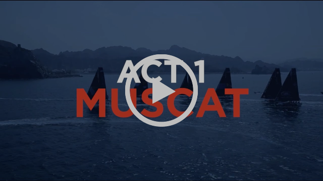 A taste of what's to come in Act 1, Muscat