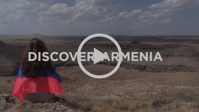 AGBU Discover Armenia Youth Program