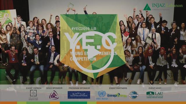 INJAZ-Lebanon-YEC2016-Watch-Video