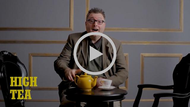 [High Tea by Robert Garnham]