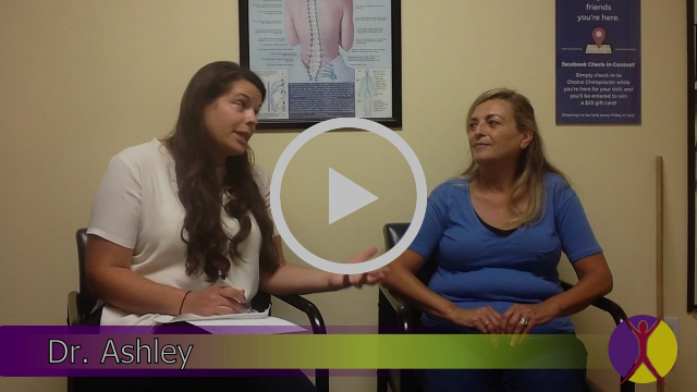 Pam's Experience with Chiropractic